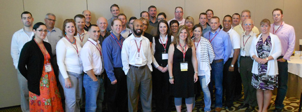 The Incredible Team at the 2011 Sales Accelerator Summit