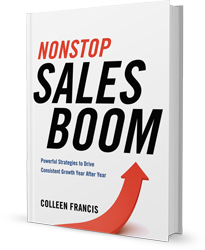 Nonstop Sales Boom by Colleen Francis
