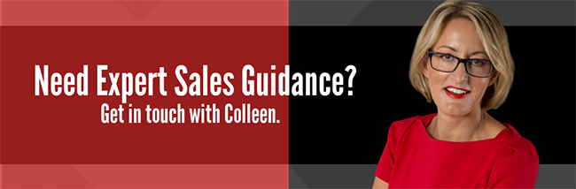 Connect with Colleen today!